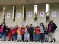 Le centre de loisirs de Saint Loup de Varennes voit la vie en rose