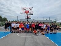 Tournoi de basket amical U13-U18 au Parc Eugène Freyssinet