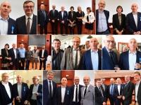Michel Suchaut, Président de la CCI,  fait chevalier dans l'Ordre National du Mérite