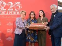 A Dijon, la maison Mulot et Petitjean fête 225 ans de pain d'épices