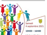 Forum des associations à Ouroux sur Saône...
