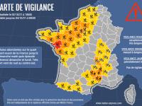 Attention, ça risque de souffler fort en Saône et Loire