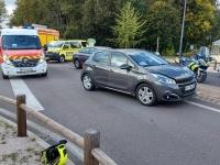 Ras le bol des riverains à Châtenoy en Bresse après un énième accident sur la route départementale