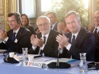 «Dijon est devenue la capitale mondiale du vin», affirme François Rebsamen