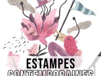 Les estampes contemporaines s'exposent à la Galerie du Châtelet