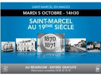 Saint-Marcel en images ce mardi au Réservoir