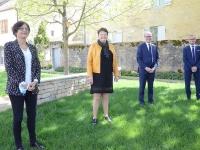 DEPARTEMENALES - GIVRY/BUXY - Une réunion publique annoncée pour Dominique Lanoiselet et Sébastien Martin