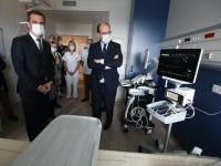 CASTEX ET VERAN A DIJON - 804 millions d'euros pour la Bourgogne-Franche-Comté