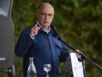 En Saône et Loire, Bernard Cazeneuve s'installe en patron