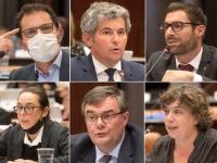 CONSEIL REGIONAL BOURGOGNE-FRANCHE COMTE - De gauche à droite, ils sont vraiment tous pour le pouvoir d'achat