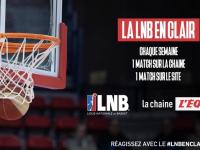 Le basket français fait son retour en clair sur la chaine L'Équipe