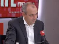 """La Covid-19, maladie professionnelle ? Berger dénonce la """"trahison"""" du gouvernement"""