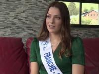 A peine élue, Anastasia Salvi, Miss Franche-Comté annonce sur Instagram renoncer à son titre