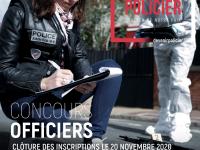 La Police nationale recrute des officiers de police et des commissaires de police, pourquoi pas vous ?