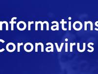 CORONAVIRUS - Vous cherchez une réponse à votre question...  ?