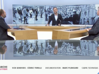 Un débat télévisé entre Gilles Platret et Raphaël Gauvain ... à la hauteur de ce qu'on attendait finalement !