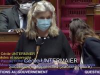 La députée de Saône et Loire, interpelle le gouvernement   sur la question cruciale des commerces de proximité et de leurs réouvertures