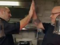 VIDEO - Un menu de réveillon à 4 mains ! Deux chefs restaurateurs du Chalonnais s'associent