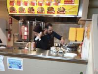 Le Kebab de Saint Léger sur Dheune assure des livraisons sur une quinzaine de communes