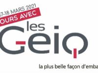 «3 JOURS AVEC LES GEIQ» Edition 2021 «Des contrats en alternance pour tous les âges, avec des entreprises qui recrutent et qui s'engagent!»