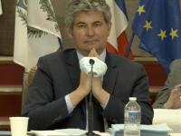 Gilles Platret demande à Marie-Guite Dufay, Présidente de région Bourgogne et Franche-Comté, l'installation de purificateurs d'air sur les sites scolaires et universitaires.