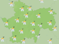 Tout va pour le mieux ! Après l'annonce du reconfinement... Météo France annonce de la neige en Saône et Loire !