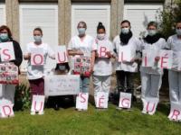 Le service de soins infirmiers à domicile de Chalon sur Saône demande à être reconnu du Ségur de la santé