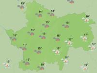 Les averses orageuses devraient faire leurs apparitions au fil de la journée en Saône et Loire
