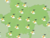 Du soleil et des températures en hausse en Saône et Loire pendant une dizaine de jours