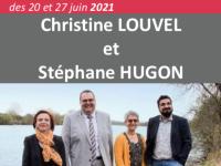 DEPARTEMENTALES - SAINT-REMY - Trois réunions publiques annoncées pour Christine Nouvel et Stéphane Hugon