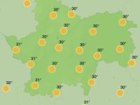 Sortez la crème solaire ! Ca va taper en Saône et Loire !