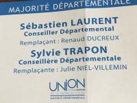 """""""Sébastien Laurent Sylvie Trapon: persévérance dans l'erreur"""" dénoncent Claudette Brunet-Lechenault et Jean-Christophe Descieux"""