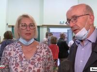 DEPARTEMENTALES - CANTON DE GERGY - Nathalie Damy et Michel Duvernois remportent la mise