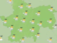 La grisaille pluvieuse et des éclaircies jusqu'au 14 juillet en Saône et Loire