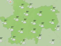Un temps encore très maussade sur la Saône et Loire cette semaine