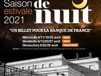 « Un billet pour la Banque de France »