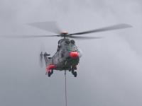 En Saône et Loire, de gros moyens héliportés pour le changement de pylônes électriques