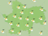 10 degrés de moins en quelques heures sur la Saône et Loire