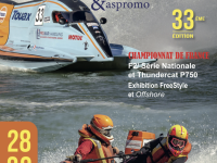 Le Grand Prix de Motonautisme de Chalon, c'est ce week-end