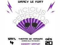 Un concert pop-rock annoncé à Dracy le Fort