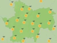 Le soleil revient pour quelques jours en Saône et Loire