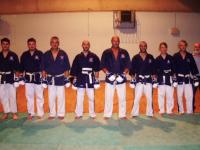Le Yoseikan Budo Chalonnais a repris ses entrainements au Gymnase Thévenin