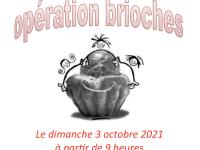 Opération brioches pour l'Amicale des Charreaux