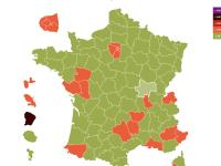 COVID19 - Un taux d'incidence en nette croissance en Saône et Loire... mais les indicateurs restent bons