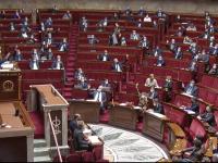 Vifs débats à l'Assemblée Nationale autour du projet de loi de vigilance sanitaire
