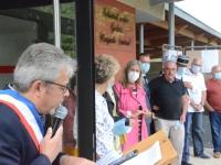 Nouvelle restauration scolaire et halte garderie inaugurées officiellement à Virey le Grand