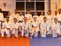 Reprise des cours pour la section Karaté du Budokan Chalonnais,