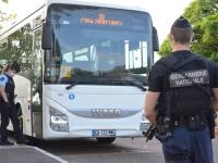Chalon sur Saône / Autun - Opération anti-drogues menée par les gendarmes sur la D978