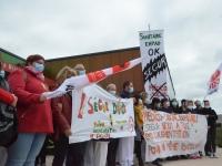 Nouvelle journée de mobilisation pour les professionnels de santé psychiatrique au CHS de Sevrey