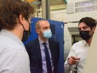 L'entreprise CGM à Fontaines fait le pari du Plan de relance gouvernemental pour moderniser son outil de production